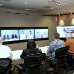 T06/04/07 – Telepresence World, conference at the University of San Diego