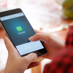 Create your identity through your whatsapp account 1