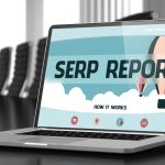 Page rank and serp tool
