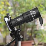 know about the monocular