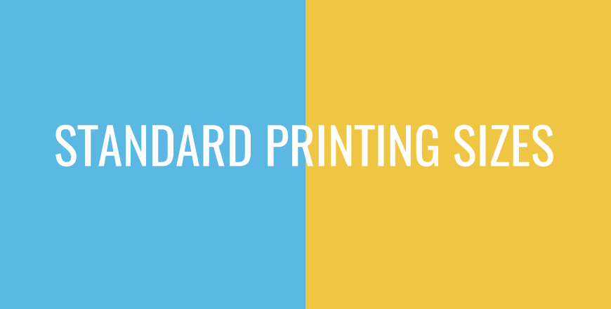 Best flyer printing standard