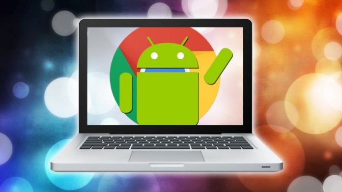 how to run apk file on pc